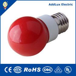 Dekorativer E27 roter LED Heizfaden-mini globale Glasbirne Cer UL-Saso 3W-8W hergestellt in China für Ausgangs-u. Geschäfts-Außenbeleuchtung von der besten Verteiler-Fabrik