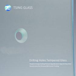 3mm 6mm flache 8mm/kurvten,/abgehärtete/lamellierte/freie farbige ausgeglichene Glas für Dusche-Raum/Fenster/Tür/Gebäude/Zwischenwand-Möbel