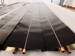 Piscina Solar Aquecimento placa plana Solar Collector Fin costura