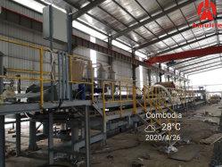Macchina della scheda del cemento della fibra della Cina Amulite per industria prefabbricata