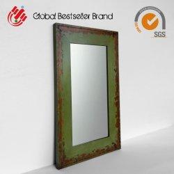 Nouveau point de vente en gros bois Recycle miroir Art Craft (LH-M170837)