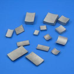 Bloquear/cubo/Bar/disco/Anillo/Cilindro/segmento de arco/Pan/Irregular/Varilla/Placas Personalizar SmCo Rare Earth para el Motor de imán permanente