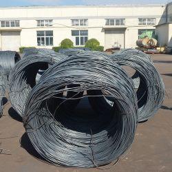 El precio bajo de alambre de acero galvanizado Cutted Cable vinculante