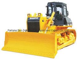 130HP Shantui Buldozers de esteiras DP13 Weichai motor diesel de equipamento de construção