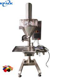 Semi Automatisch Poeder die de Vuller van Machine&Powder Filler&Auger voor het Doseren van de Bloem van de Rijst vullen