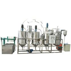 La cocina comestibles vegetales Semillas de algodón de la Mostaza aceite de palma de la planta de refinería