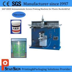 L'écran cylindrique haute précision de l'équipement de l'imprimante pour la peinture la benne