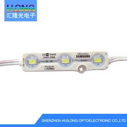Modulo dell'iniezione del LED con il modulo impermeabile del modulo DC12V SMD dell'obiettivo