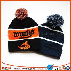 Chapeau tricoté chaud personnalisé pour la publicité