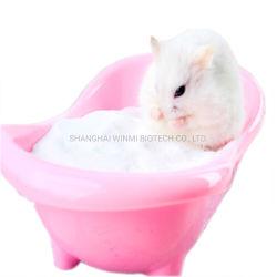 Haustier-Zubehör-Tierreinigungs-Geldstrafen-Hamster-Sand-Bad