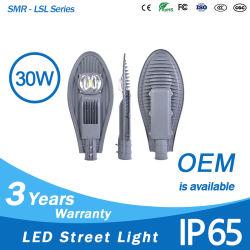 LED 광원 30W 옥외 방수 옥수수 속 LED 가로등 도로 점화
