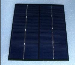 4V 2W de Resina Epoxi /PCB Mini paneles solares para la luz solar