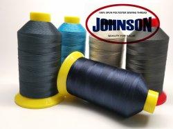 Allzweck-Polyester-Heizfaden-Nähgarn - für das lederne Nähen, Segeltuch u. kleidende Reparatur, Polsterung, Pferden-Sattel