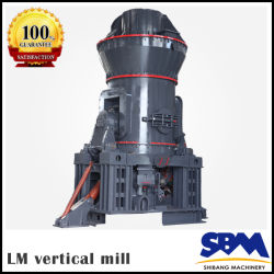 Moinho de rolos de carvão Sbm, fábrica de moagem de carvão Vertical