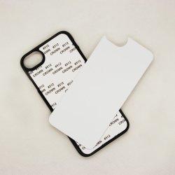 A sublimação 2D o plástico rígido Celular caso para iPhone7/8