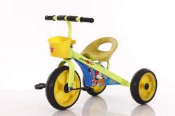 Giro dell'automobile del giocattolo del bambino del triciclo di bambini su nessun batteria