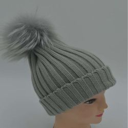 のどのキツネの毛皮のスカーフの偽造品の毛皮のNeckwearの人工の毛皮の帽子