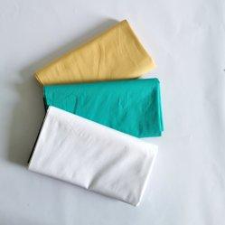 CVC コットン 70% ポリエステル 27% スパンデックスファッションでシャツの伸縮性を向上 ファブリック