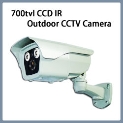 감시 700tvl LED Array IR Bullet CCTV Security CCD Camera