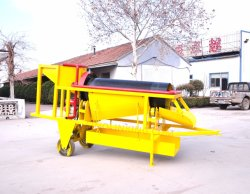 Портативное оборудование для добычи золота с шлюзовой затвор в салоне извлечения золота