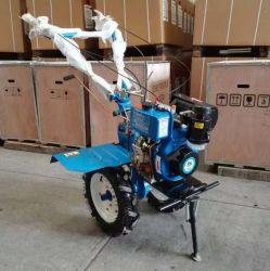 電気開始を用いる10HP力の耕うん機