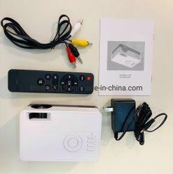 Projector van het Ontwerp van de Projector van het mini-type de Draagbare Nieuwe met Onze Eigen Technologie