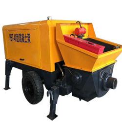 2021 Mini Draagbare Diesel Concrete Vervoerende Pomp voor de Pomp van de Levering