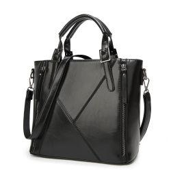 Faible MOQ Prix de gros sacs à main en cuir de PU Designer d'impression