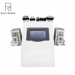 Gel Minceur de cavitation et machines RF body Massage minceur RF de la machine de périphérique