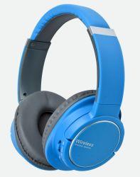 Sobre as orelhas ajustável Style e cancelamento de ruído headset sem fio Bluetooth para fone de ouvido
