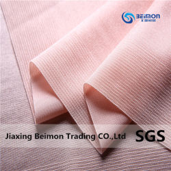Factory Direct-Polyamide Spandex tejido Mezcla de color púrpura