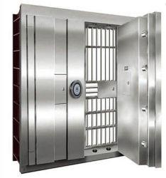 Banque certifiés Vault Double porte coffre de sécurité Salle de Vault