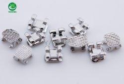 Ortodônticas Mini Edgewise Colagem Suportes com marcação, ISO e FDA