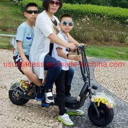 Mini Elektrische Autoped met Motorfiets van de Scooter van 2 Wielen de Elektrische voor Volwassene en Jonge geitjes