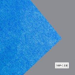 Tissu de polyester de couleur en fibre de verre comme matériaux de construction
