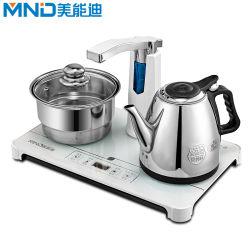 Cocina Material de acero inoxidable termo de agua eléctrico hervidor de agua con la esterilización de Pot
