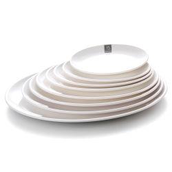 Preiswerte Großhandelsgaststätte-weiße Melamin-Platten