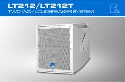 Un'installazione impermeabile coassiale da 12 pollici Lungo-Getta l'altoparlante con 100V il trasformatore, IP56