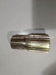 Les pignons en acier standard ANSI Équipement personnalisé avec rainure de clavette