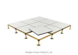 HPL مضاد للثبات يغطي أرضية الوصول المرتفعة في كل الفولاذ
