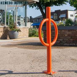 Bicicleta de la ciudad de enganche Portabicicletas al Aire Libre Estacionamiento Popular para la venta