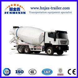建築構造のためのSinotruk HOWO Dongfeng 6X4/8X4 6-12cbm 336HP/371HPの具体的なミキサーのトラックのセメントの混合のトラック
