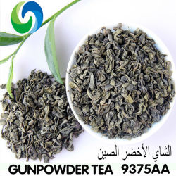 3505 9375 Afrique cinq trous unique Libye Maroc thé Le thé de poudre de thé vert de Chine