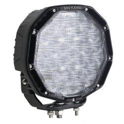 Voiture SUV hors route des phares de travail à LED 185W conduite hors route de 9 pouces LED Spot Light 12V 24V Dernière conception tracteur Offroad Lampe à LED