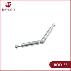 Spina a doppia estremità, MINFIX, con piegatura (ROD-A35)