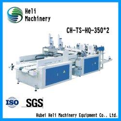 Volledige Automatische Zak Machine maken/niet Geweven Zak Machine maken/Plastic Zak die Machine met &#160 maken; HDPE en LDPE en van de Legering Staal voor Gecombineerd