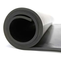 Vulcanized Cr неопреновые лист резины для продажи