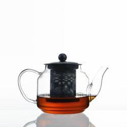 POT di vetro termoresistente multiplo del caffè della teiera dB0601 con il coperchio