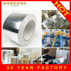 Ultra Barato Pet PE OPP recobertos de folha de alumínio Isolamento Tape Manufacturers