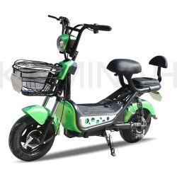 A energia elétrica Veículo Eléctrico de bicicletas e scooters 350W 48V Sku Motociclo eléctrico